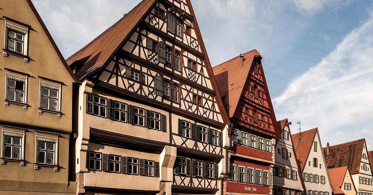 Hezelhof Hotels Im Herzen Der Altstadt Von Dinkelsbuhl